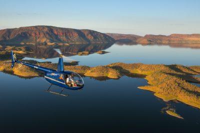 Air Safari - Helicopter